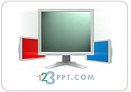 123PPT.com provides presenters with premium presentation media resources.